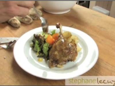 Techniques pour cuisiner apprendre facile - Cuisiner un canard entier ...