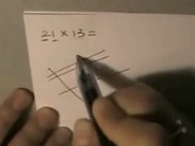 effectuer une multiplication simple