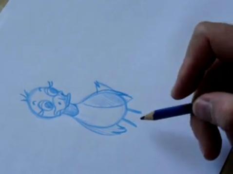 Dessin formations et cours de dessin gratuits en video apprendre facile page 2 sur 3 - Canard dessin facile ...