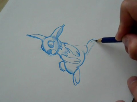 Dessin apprendre facile page 2 sur 3 - Lapin a dessiner ...