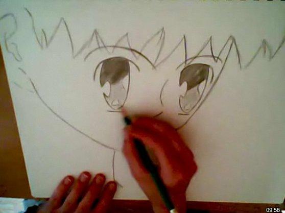 Comment Dessiner Un Visage Façon Manga Apprendre Facile