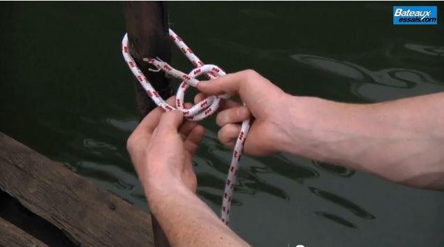 Noeud recherche de cours conseils trucs et astuces gratuits en video sur noeud - Faire un noeud de chaise ...