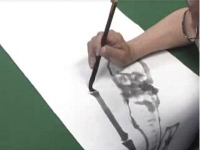 Comment Peindre Un Bambou Apprendre Facile